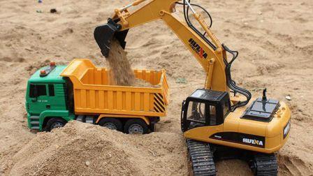 挖掘机工作视频 挖掘机工作/作业/表演