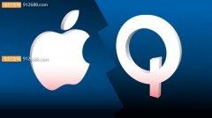 高通反诉苹果!苹果回应注意其不公平专利费