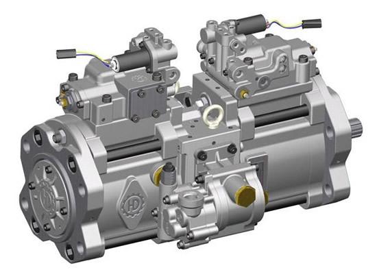 液压泵工作原理 液压泵型号规格图片