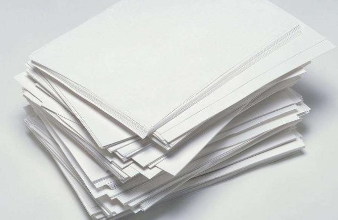 针式打印纸和复印纸容易殽杂你能区别它们吗?