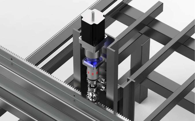 如何运用CAD建立模型并设置参数机械