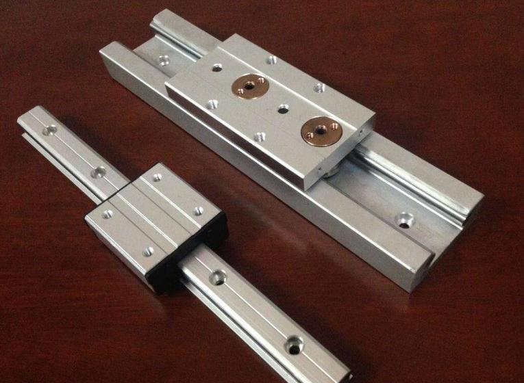 机床直线导轨的结构设计安装及调试