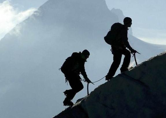 户外运动中登山需要佩戴什么样护具?