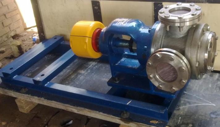 LC高粘度罗茨泵的特点机械