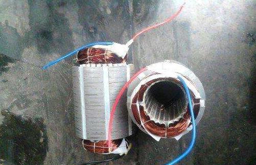 电动机绕组维修_三相电动机线圈少几圈会有什么影响?很全面的分析!_搜好货· ...