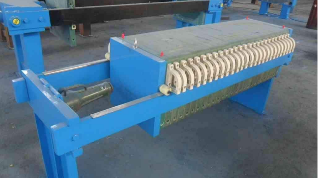 压滤机的应用机械