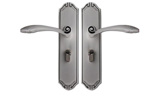 室内门锁材质选择及维护