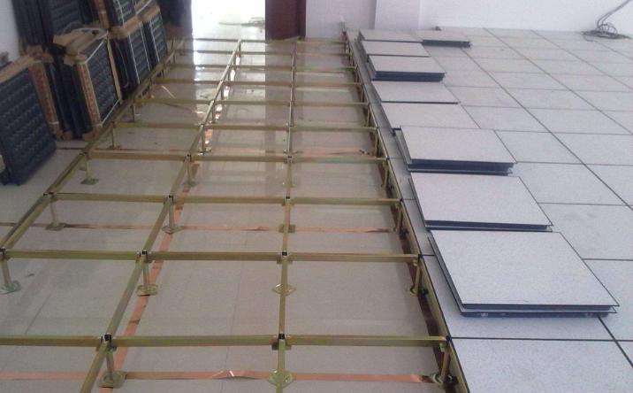 架空地板的维护与保养法则