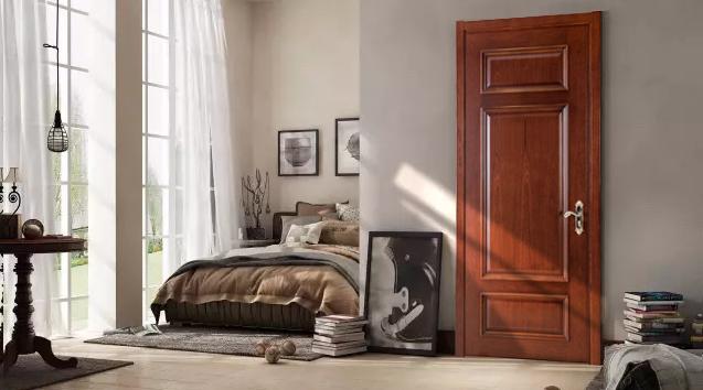 实木复合门,贴木皮和纸皮大有学问