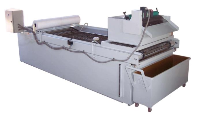 磨床纸带过滤机特点及结构组成概述